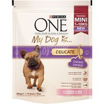 One Purina Comida perros My dog is Delicate 800g