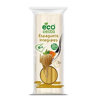 Ecocesta Espaguetis integrales bio 500 g