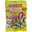 Caramelos sin azúcar Cítricos 100 g Virginias
