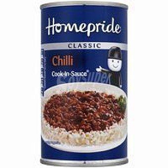 Homepride Salsa Para Cocinar Chili 400 Gr