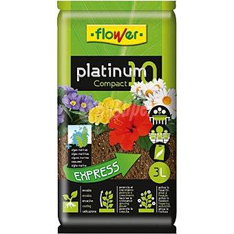 FLOWER Platinum Compact Sustrato express enraizador 3 litros