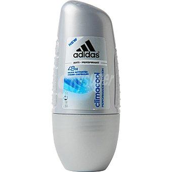 Adidas Desodorante roll-on Climacool For Men 48 h anti-transpirante Envase 50 ml