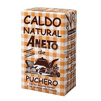 Aneto Caldo natural de puchero Brik 1 litro