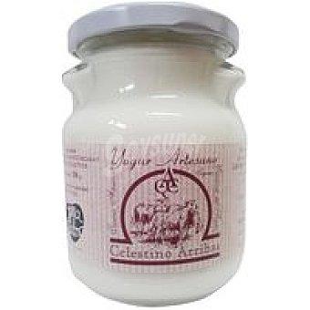 Celestino Arribas Yogur natural de oveja Tarro 250 g