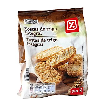 DIA pan sueco integral Paquete 225 grs