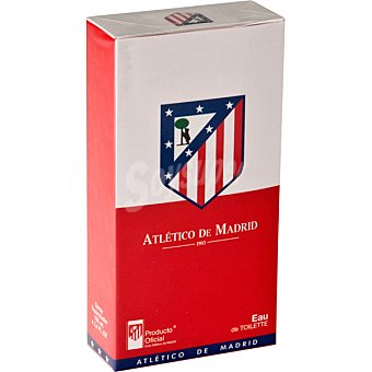 Atlético de Madrid eau de toilette masculina Frasco 100 ml