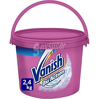 Vanish Quitamanchas Oxi Action Bote 2,4 kg