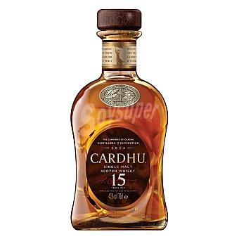 Cardhu Whisky de Malta 15 años 70 cl