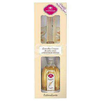 Cristalinas Mikado Ambientador en varillas aromáticas Vainilla 90 ml 90 ml