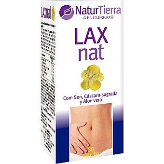 NaturTierra Laxnat ápsulas envase 120 g 30 c