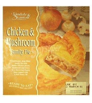 Tindale stanton Pastel de pollo y champiñón 500 g