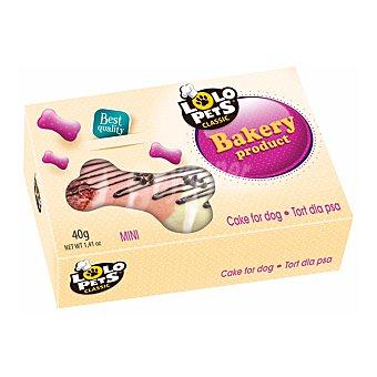 Lolo pets classic Snack para perros adultos Lolo Pets Classic Mini Cake frutas del bosque 40 gr 40 gr