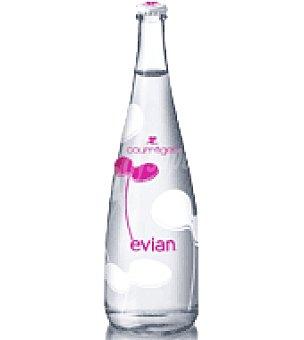 Evian Agua courreges 75 cl