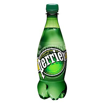 Perrier Agua mineral con gas 50 cl