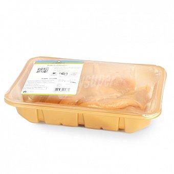 Calidad y Origen Carrefour Escalope de Pollo Campero 500 g aprox Bandeja de 500.0 g. aprox