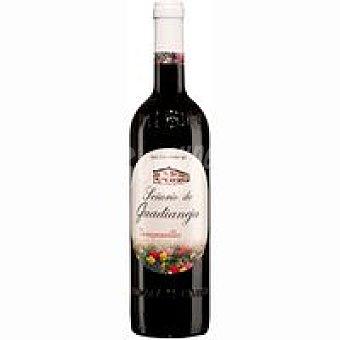 Señorío de Guadianeja Vino Tinto Tempranillo Botella 75 cl