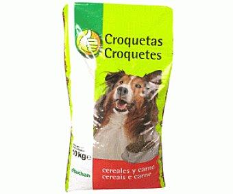 Productos Económicos Alcampo Comida Seca para Perro. Croquetas Saco de 10 Kilogramos