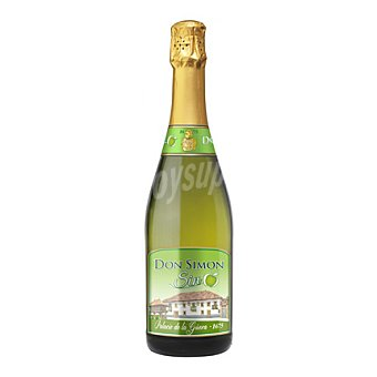 Don Simón Sidra sin alcohol 75 cl