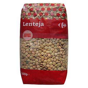 Carrefour Lenteja castellana 500 g
