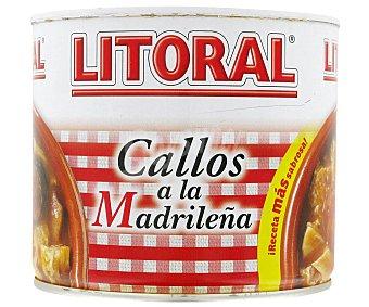 Litoral Callos a la Madrileña 610g