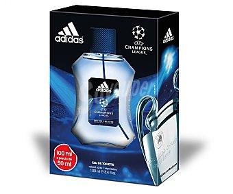 Adidas Fragancia eau de toilette para caballero 100 ml
