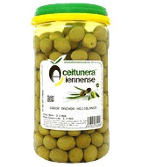 Aceitunera Jiennense Aceituna sabor anchoa 1,2 kg