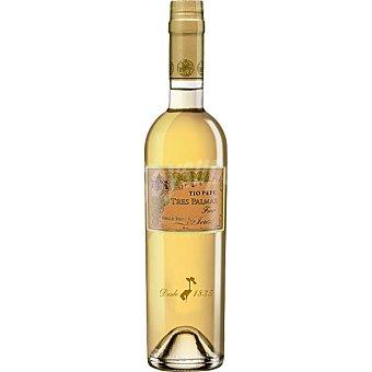 Tío Pepe Tres Palmas vino fino de Jerez Botella 50 cl