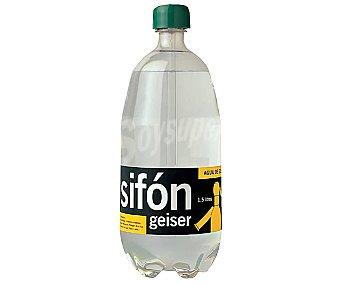 Geiser Agua de soda (sifón) 1,5 l