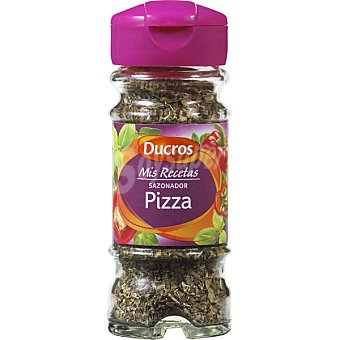 Ducros Sazonador para pizzas Mis recetas 12 g
