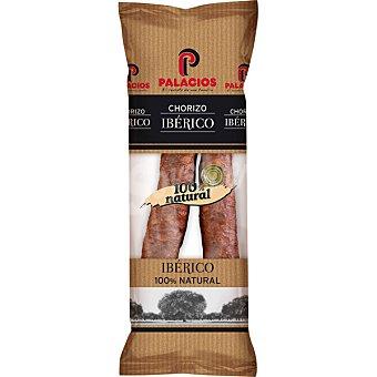 PALACIOS Chorizo ibérico 100% natural pieza 250 g