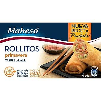 Maheso Rollitos de primavera 200 g