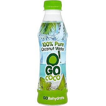GO COCO agua de coco 100% pura envase 500 ml