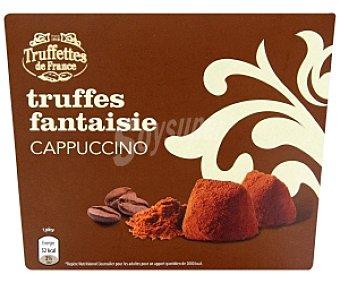 TRUFFETTES DE FRANCE Trufas de cacao con aroma café capuccino 200 gramos