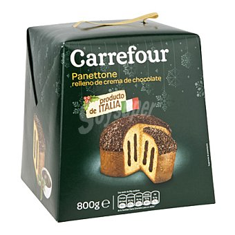 Carrefour Panettone al Chocolate 800 g