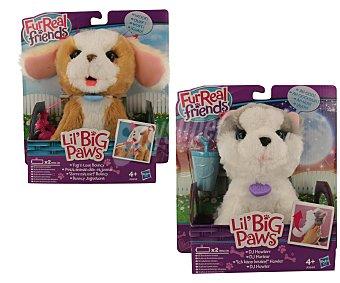 FURREAL Mascotas interactivas Lil Bib Paws, interactivas y con sonidos 1 unidad