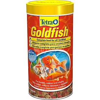 TETRA GOLDFISH Alimento completo para carpines dorados Envase 1 l