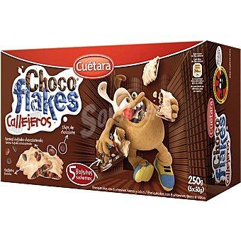 Cuétara Chocoflakes Caja 250 g