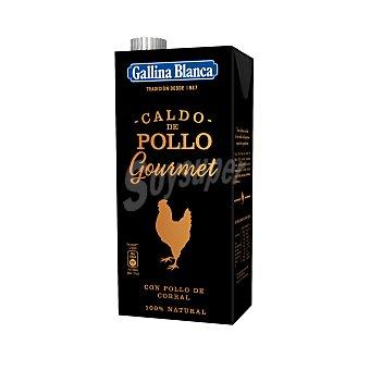 Gallina Blanca Caldo pollo de corral Envase de 1l