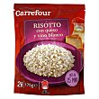 Risotto con queso y vino blanco 175 g Carrefour