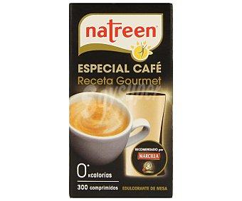 Natreen Gourmet Edulcorantes 300 Comprimidos (20 Gramos)