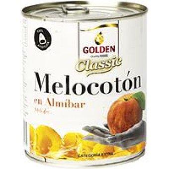 Golden Melocotón en almibar Lata 480 g
