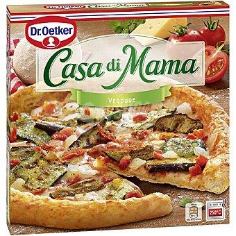 Casa di Mama Dr. Oetker Pizza de verduras Estuche 420 g