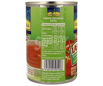 Carretilla Tomate triturado Lata 400 g