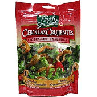 Gourmet Cebolla F. frita salada 80 GRS