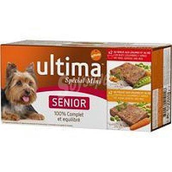 Ultima Affinity Dog Wet senior Pack 4x150 g