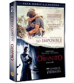 Pack El Orfanato + Lo Imposible BR