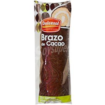 Dulcesol Bracito de Trufa y Chocolate 250 gr