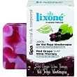 Jabón de manos vid roja pastilla 125 g Lixone