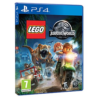 PS4 Videojuego Lego Jurassic World para Ps4