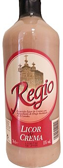 Regio Crema orujo Botella 700 ml
